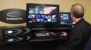 Аренда ПТС на основе микшера Broadcast Pix