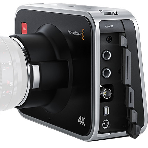 Blackmagic Design Production Camera 4K (EF Mount)