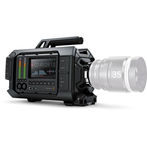 Blackmagic Design URSA 4.6K Digital Cinema Camera (PL Mount)