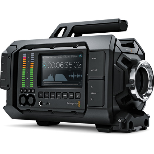 Blackmagic Design URSA 4K v1 Digital Cinema Camera (PL Mount)