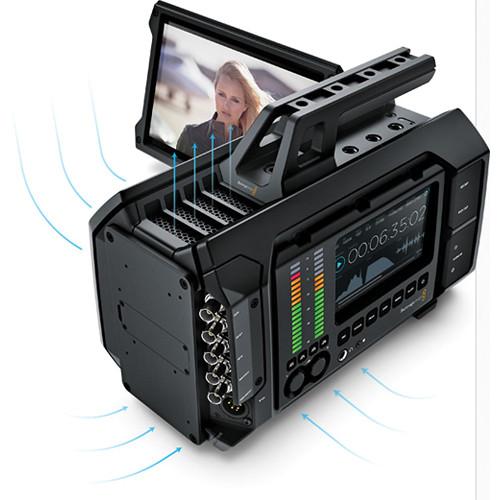 Blackmagic Design URSA 4.6K Digital Cinema Camera (Canon EF Mount)