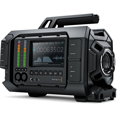 Blackmagic Design URSA 4.6K Digital Cinema Camera (Canon EF Mount)