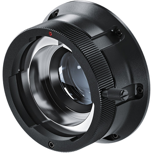 Blackmagic Design B4 Lens Mount for URSA Mini PL Mount Camera