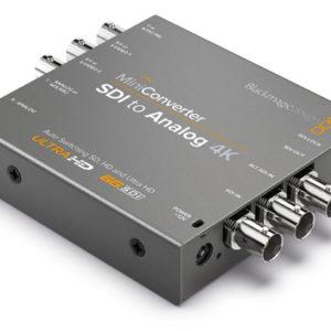 SDI, HDMI в аналог