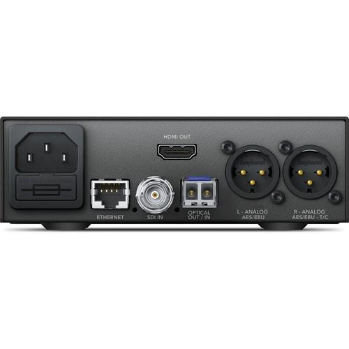 Blackmagic Design Teranex Mini Optical to HDMI 12G Converter
