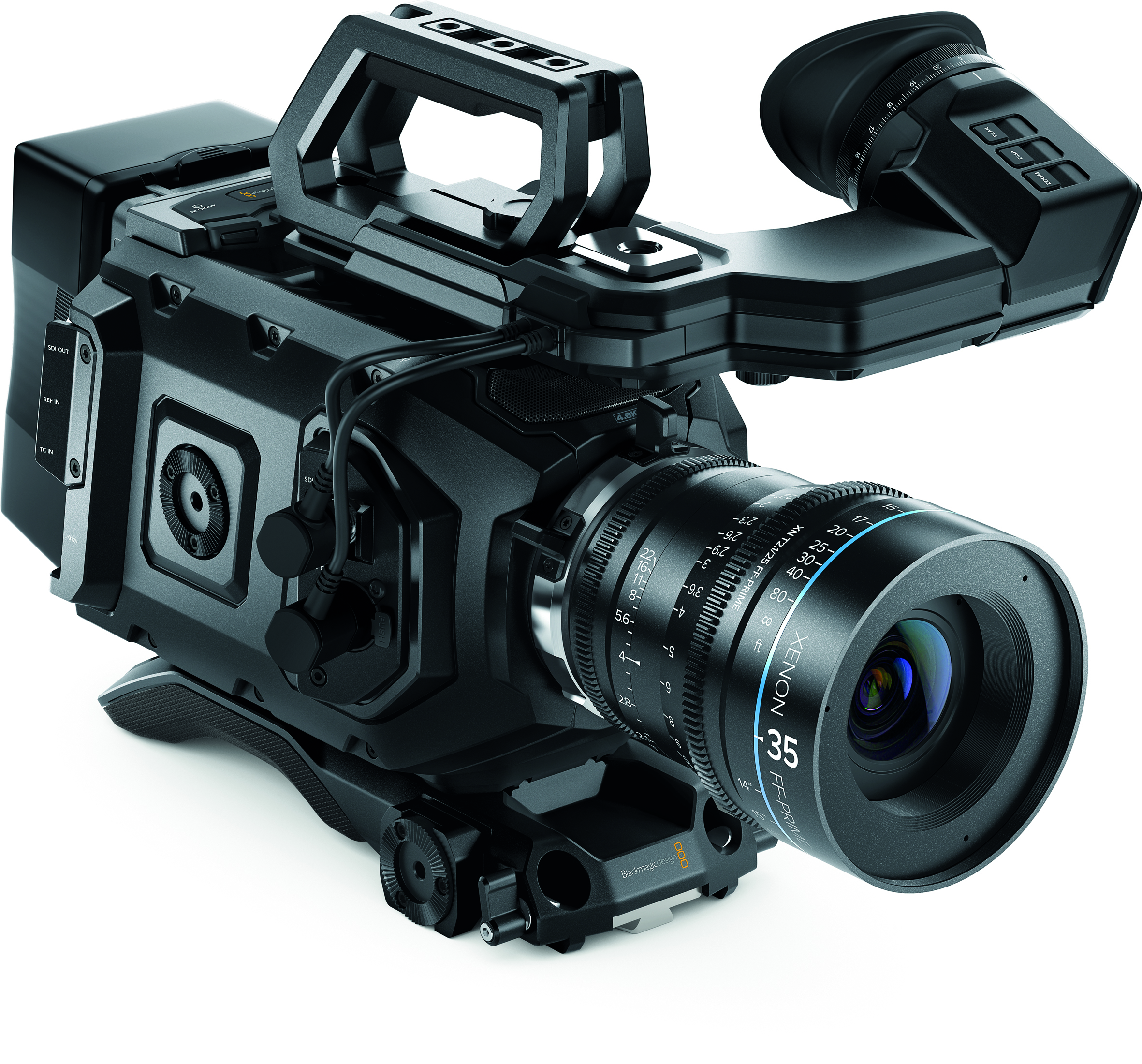 Blackmagic URSA Mini 4,6K