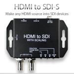 HDMItoSDI кросс конвертор