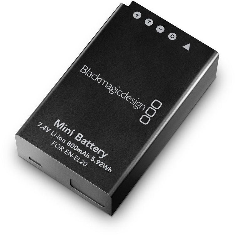 Blackmagic Design Pocket Cinema Camera Battery BMPCCASS/BATT