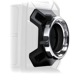 Blackmagic Design URSA 4.6K Turret (PL Mount)