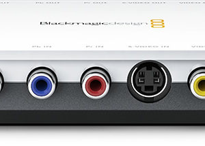 BLACKMAGIC INTENSITY SHUTTLE USB 3.0